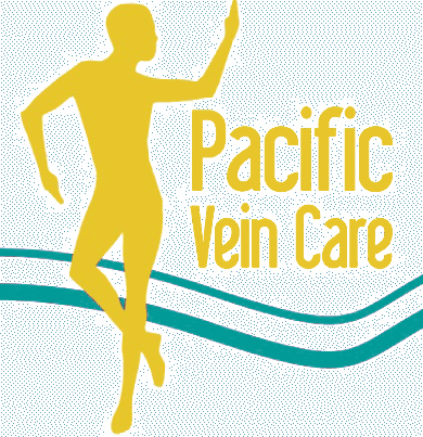 Logo for Pacific Vein Care located in McHenry, Illinois